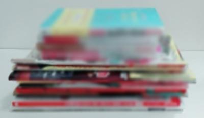 ブックオフに雑誌・本を13冊持ち込み→買取価格774円